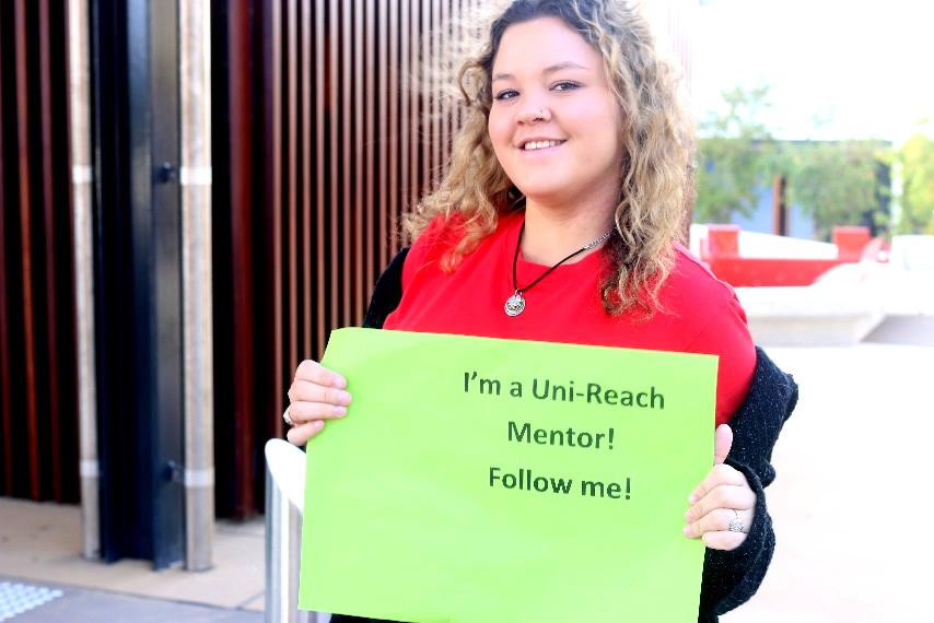 Uni-Reach mentor