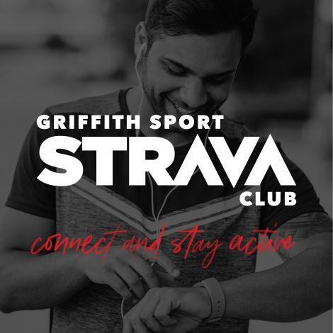 Griffith Sport Strava Club