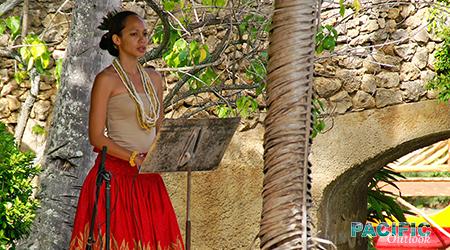 Pacific island entrepreneur