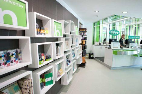 bookshop front