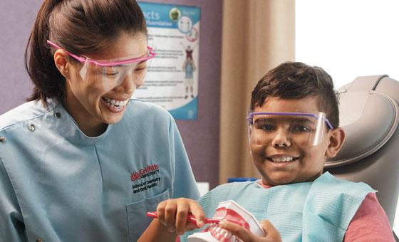 Dental Technology/Bachelor of Dental Prosthetics