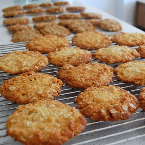 Multicultural Virtual - ANZAC Biscuits