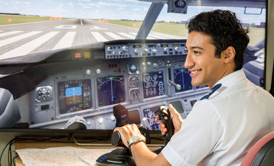Bachelor of Engineering/Bachelor of Aviation student