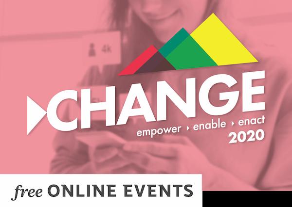 Free Change 2020 Event