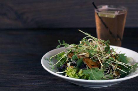 Unibar salad