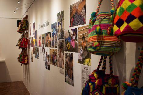 Whitebox Gallery exhibition by Alejandra Ramirez Vidal