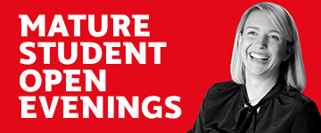 Mature student open evenings