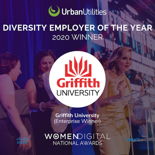 Women in digital social media award image