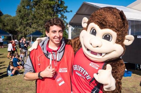 Volunteer Race day