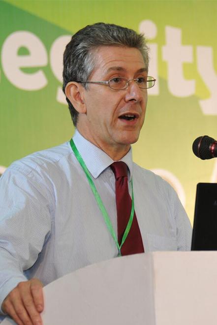 Dr Tim Cadman