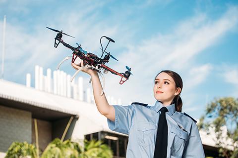 Drones - Nathan campus