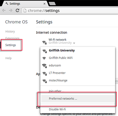 how to change computer password on chromebook