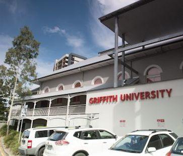 Griffith Film School building