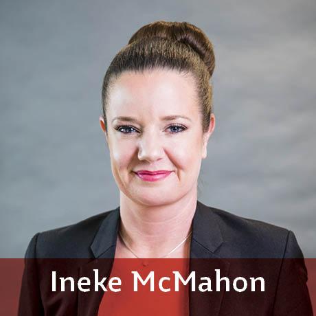 Ineke McMahon featured author