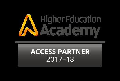 Higher Education Academy Access Partner 2017-18