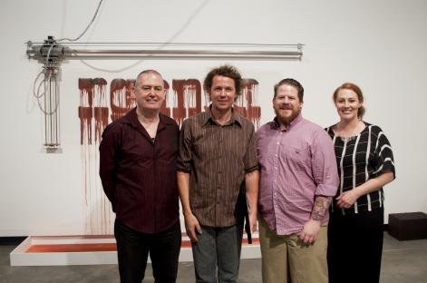 THE GAS: Graduate Art Show