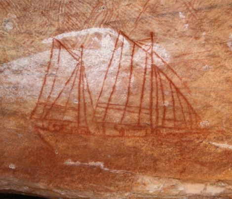 Ship in Wellington range photographed by Paul Tacon