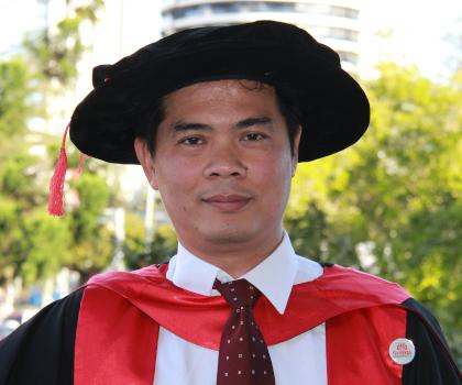 Dr Hung Huynh Quang