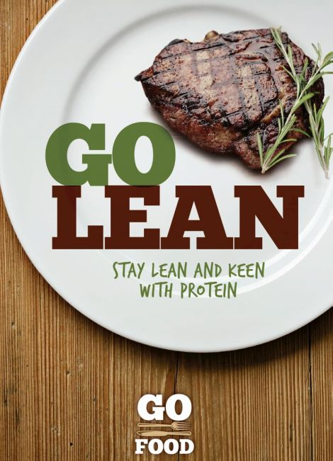 Go Lean - Stay learn and keen with protein