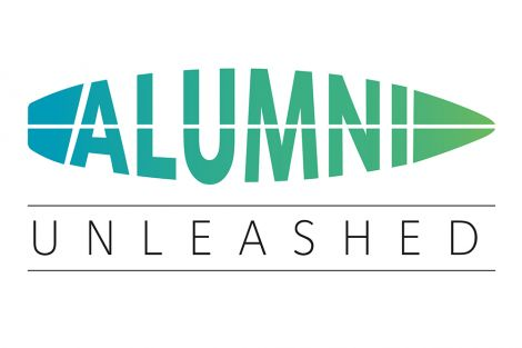 Alumni Unleashed logo