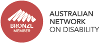 Australian Network on Disability (AND) - Bronze Membership