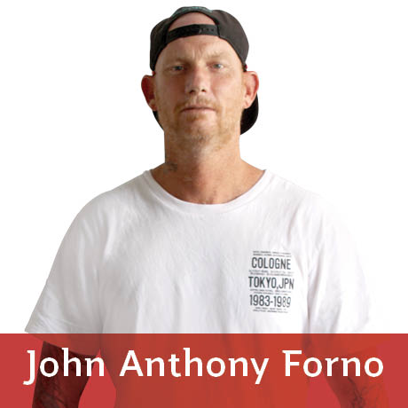 John Anthony Forno featured author