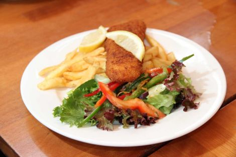 uni bar fish and chips
