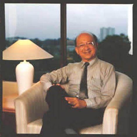 Emeritus Professor Ho Peng Yoke