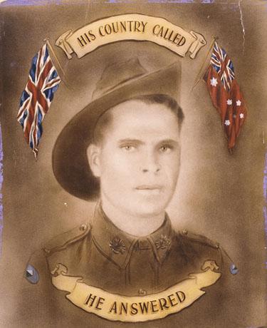 WW2 Indigenous serviceman