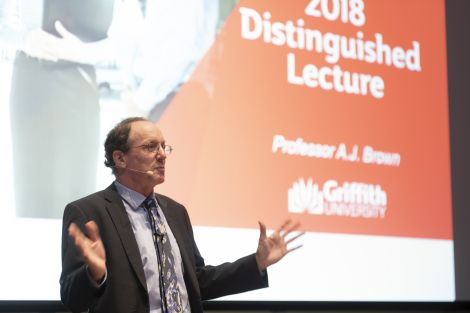 AJ Brown Distinguished Lecture