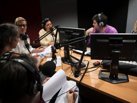 Communication and Journalism studios