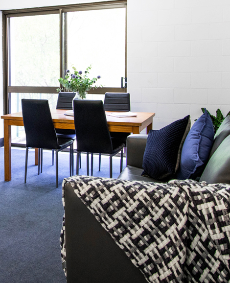 Self Catering Nathan Campus Shared Space