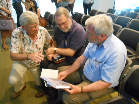 Andrew Briggs, Peter Knight and Gerard Milburn