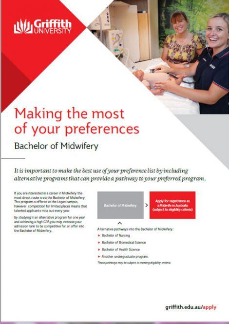 midwifery factsheet