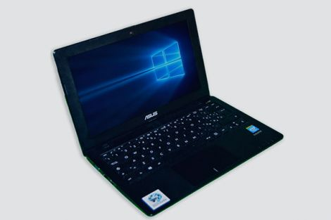 Windows laptop
