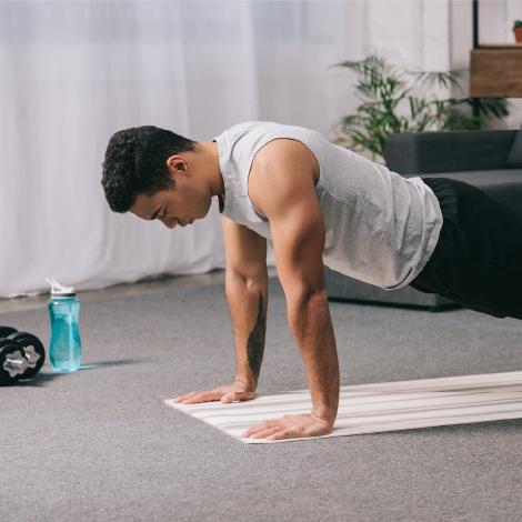 Recharge Tile - Yoga