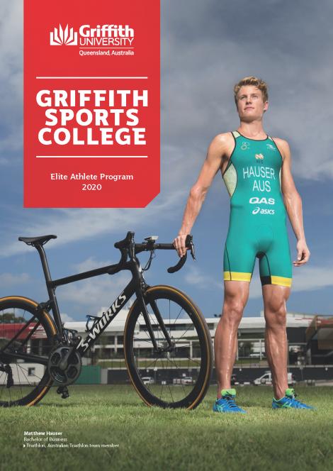 2020 Sports College Cover