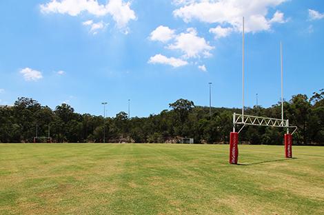 Mt Gravatt Sport Fields Tile