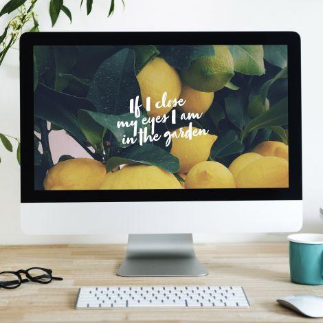 Virtual Recharge Tile - Desktop Wallpaper