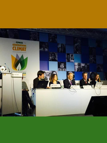 COP21 side event