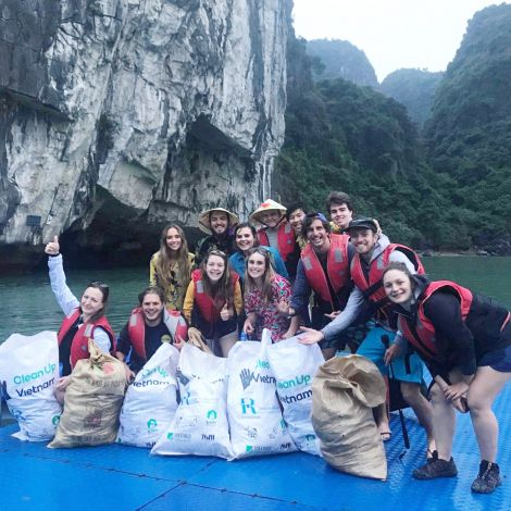 Vietnam clean up group 2019
