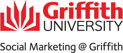 Social Marketing @ Griffith logo
