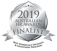 2019 Finalist - Best Workplace Diversity and Inclusion