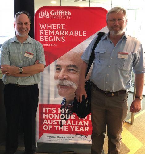 Howard Wiseman and Gerard Milburn
