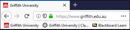 Firefox - Bookmarks/Favourites Bar