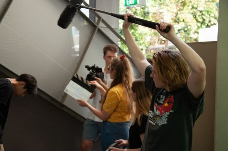 film and screen media production image