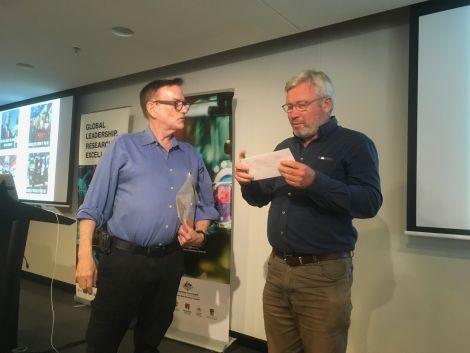 Jon Dowling and Gerard Milburn