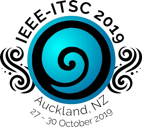 IEEE-ITSC 2019 logo